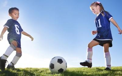 Otroci in šport