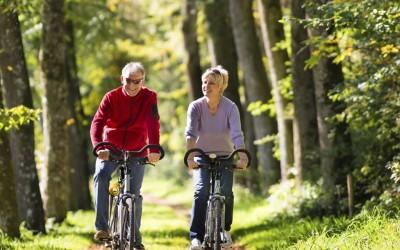 Skrb za zdravje in starejši rekreativni športniki